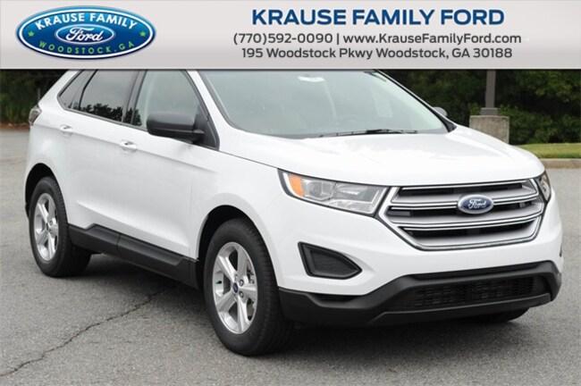 New 2018 Ford Edge SE SUV for sale in Woodstock GA