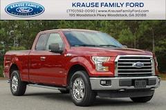 2016 Ford F-150 XLT Truck for sale in Woodstock, GA near Atlanta