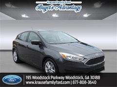 2018 Ford Focus SE Hatchback Hatchback for sale in Woodstock, GA near Atlanta