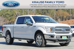 2019 Ford F-150 Lariat Truck SuperCrew Cab for sale near Atlanta, GA
