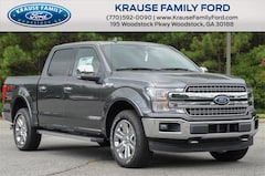 2018 Ford F-150 Lariat Truck SuperCrew Cab for sale near Atlanta, GA