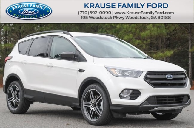 New 2019 Ford Escape SEL SUV for sale in Woodstock GA