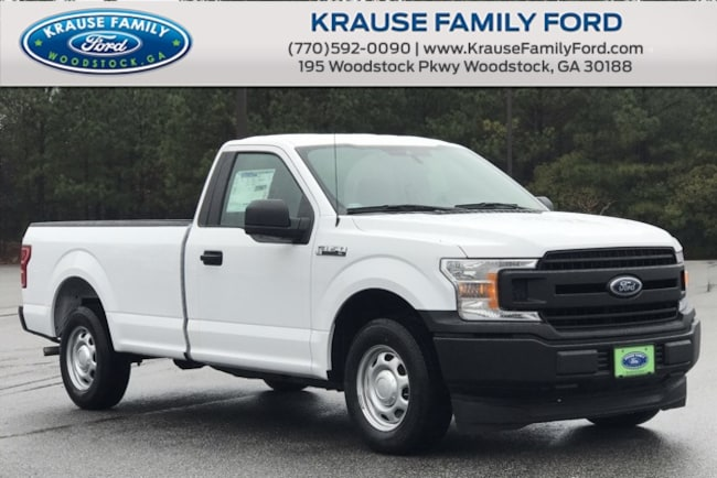 New 2019 Ford F-150 XL Truck Regular Cab for sale in Woodstock GA
