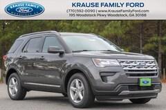 2019 Ford Explorer XLT SUV for sale near Atlanta, GA