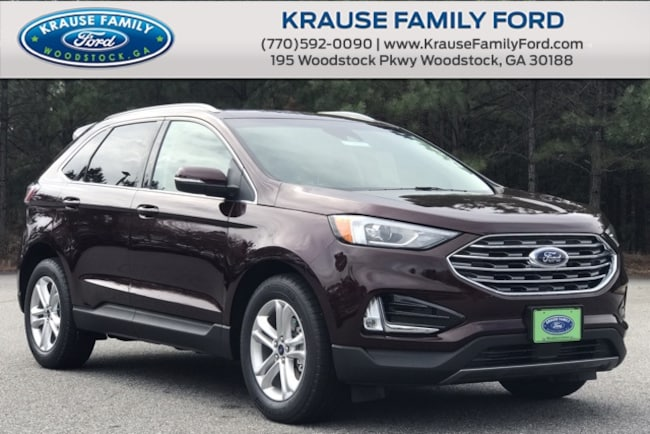 New 2019 Ford Edge SEL SUV for sale in Woodstock GA