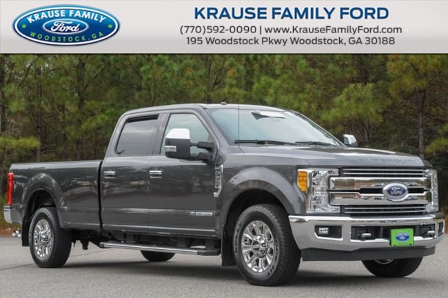 2017 Ford F-350SD Lariat Ultimate & Chrome Pkgs, Sync 3, Bedliner Truck