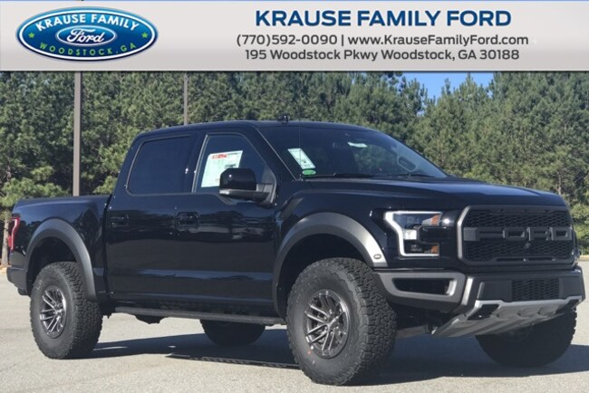 New 2019 Ford F-150 Raptor Truck SuperCrew Cab for sale in Woodstock GA