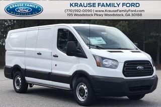 New 2019 Ford Transit-150 Base Van Low Roof Cargo Van 1FTYE1ZM1KKA30129 23915 in Alpharetta