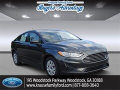 2019 Ford Fusion S Sedan for sale near Atlanta, GA