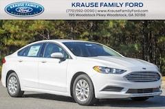 2018 Ford Fusion S Sedan for sale near Atlanta, GA