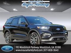 2020 Ford Explorer ST SUV for sale near Atlanta, GA