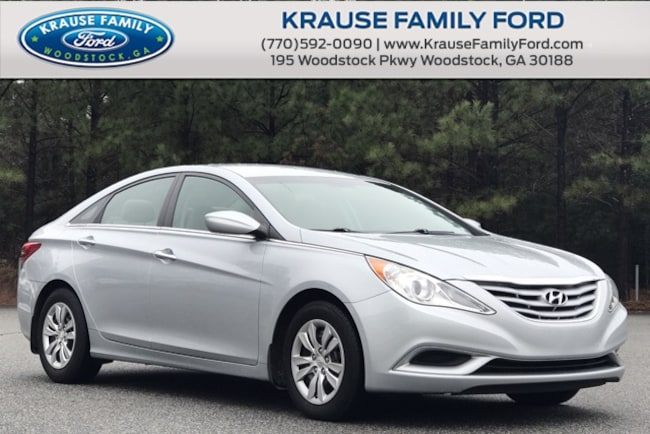 2011 Hyundai Sonata GLS Reliable, Low Miles, Bluetooth Hands-Free Phon Sedan