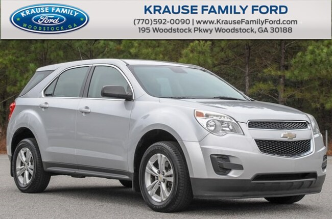 2012 Chevrolet Equinox LS Protection Pkg, Bluetooth, SUV