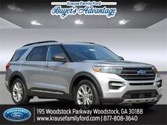 2020 Ford Explorer XLT SUV for sale near Atlanta, GA