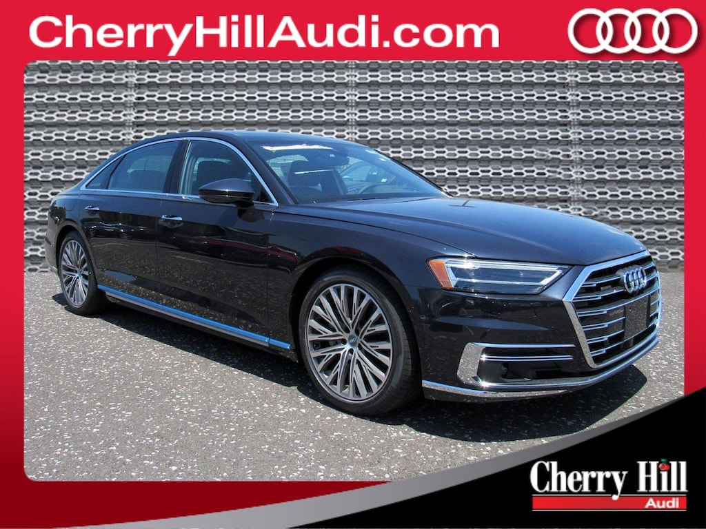 Audi Cherry Hill >> New 2019 Audi A8 For Sale At Audi Cherry Hill Vin