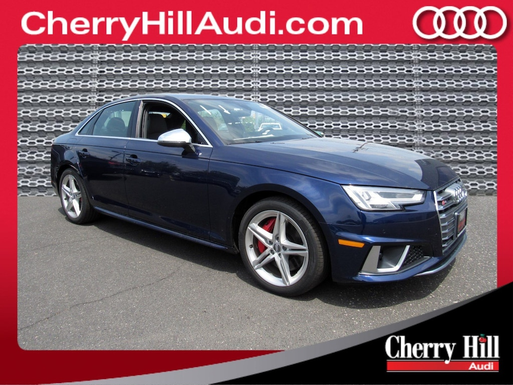 Audi Cherry Hill >> New 2019 Audi S4 For Sale At Audi Cherry Hill Vin