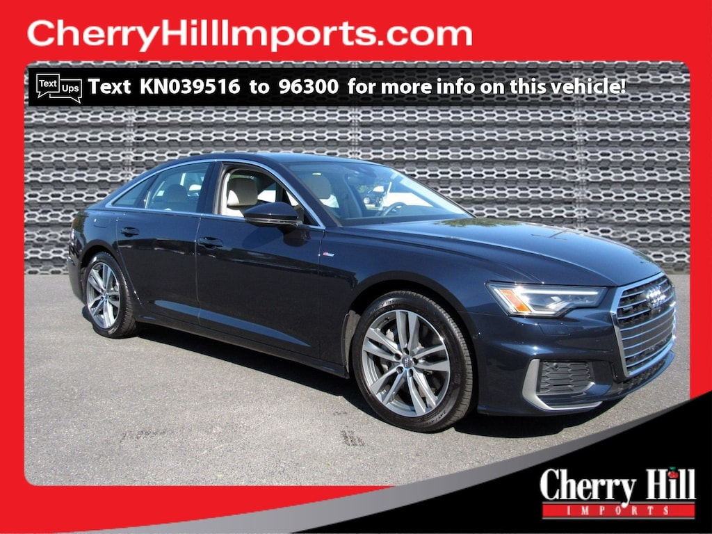 Cherry Hill Imports >> Used 2019 Audi A6 For Sale At Audi Cherry Hill Vin Waul2af27kn039516