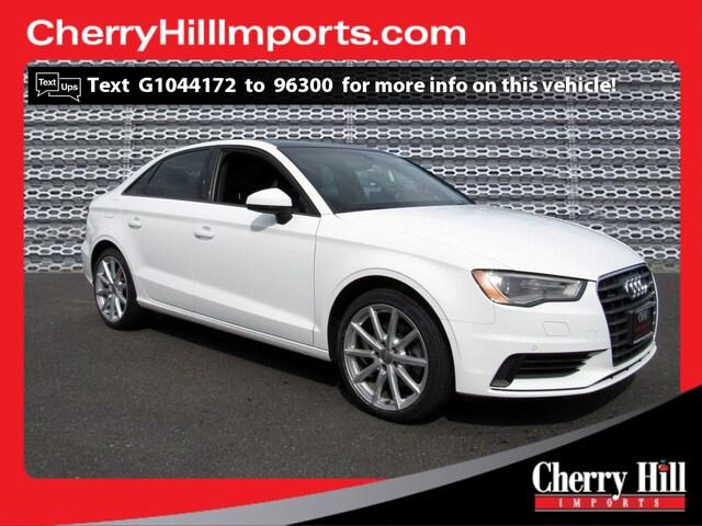 Cherry Hill Vw >> Used Audi For Sale Philadelphia Cherry Hill Nj Car