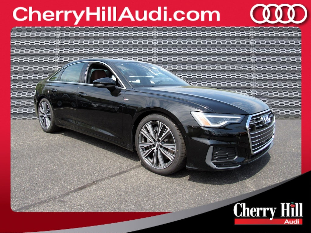 Audi Cherry Hill >> New 2019 Audi A6 For Sale At Audi Cherry Hill Vin