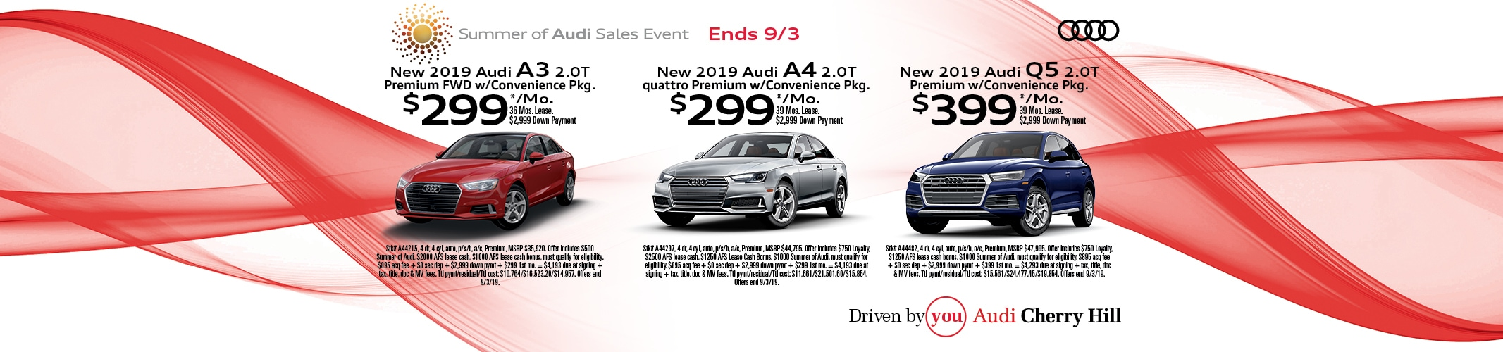 New Audi Dealership Philadelphia, Cherry Hill NJ | Used Audi Dealers