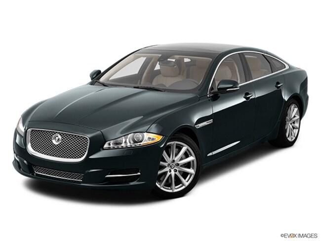 2012 Jaguar XJ Base Sedan