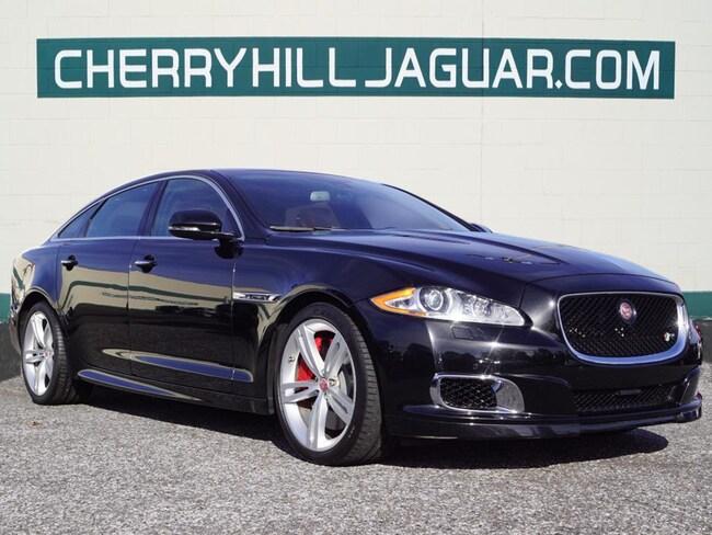 2014 Jaguar XJR LWB Sedan