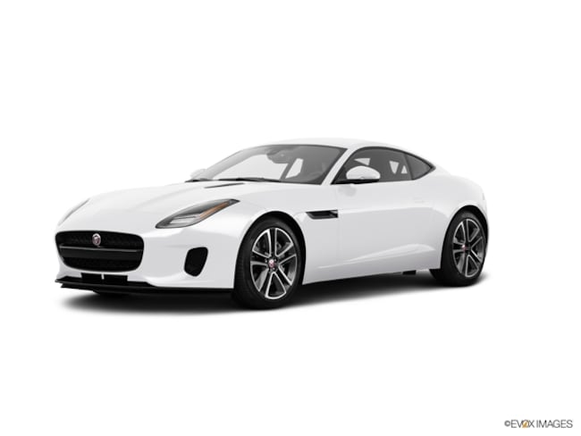 2018 Jaguar F-TYPE 296hp Coupe