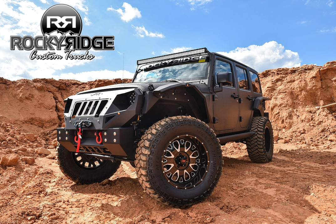 Jeeps For Sale In Nj >> Lifted Jeep Wranglers For Sale New Jersey Rocky Ridge Truck Jeep