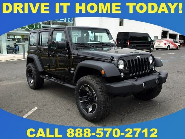 Jeep Wrangler For Sale Nj >> Lifted Jeep Wranglers For Sale - Off Road Jeeps in Cherry Hill, NJ 08002-3296