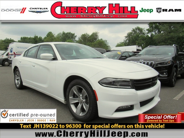 Cherry Hill Triplex >> Used 2018 Dodge Charger For Sale At Cherry Hill Triplex Vin