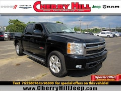 2007 Chevrolet Silverado 1500 LTZ AWD 4dr leather,Sunroof NAV 4WD Crew Cab 143.5 LTZ