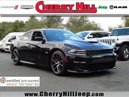 Cherry Hill Dodge >> Used 2016 Dodge Charger For Sale At Cherry Hill Dodge