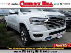 2019 Ram All-New 1500 LARAMIE LONGHORN CREW CAB 4X4 6'4 BOX Crew Cab