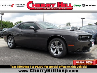 Cherry Hill Dodge >> New 2019 Dodge Challenger For Sale At Cherry Hill Dodge