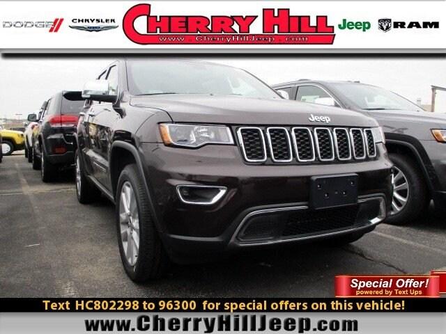 2017 Jeep Grand Cherokee LIMITED 4X4 Sport Utility For Sale | Philadelphia, South  Jersey, Mount Ephraim, Camden