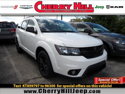 Cherry Hill Dodge >> New 2019 Dodge Journey For Sale At Cherry Hill Dodge