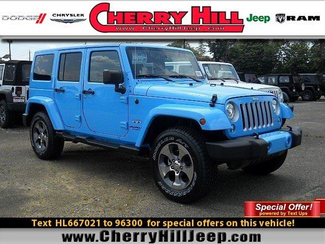 2017 Jeep Wrangler JK UNLIMITED SAHARA 4X4 Sport Utility For Sale |  Philadelphia, South Jersey, Mount Ephraim, Camden