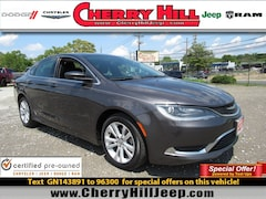 2016 Chrysler 200 Limited 4dr Sdn Limited FWD Sedan