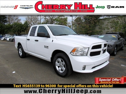 Cherry Hill Dodge >> Used 2017 Ram 1500 For Sale At Cherry Hill Dodge Chrysler