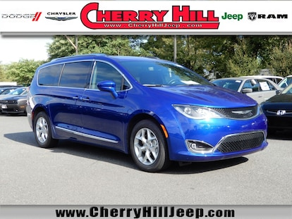 Cherry Hill Dodge >> New 2020 Chrysler Pacifica For Sale At Cherry Hill Dodge