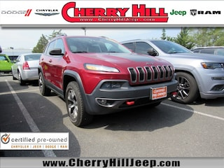 2015 Jeep Cherokee Trailhawk 4WD  Trailhawk
