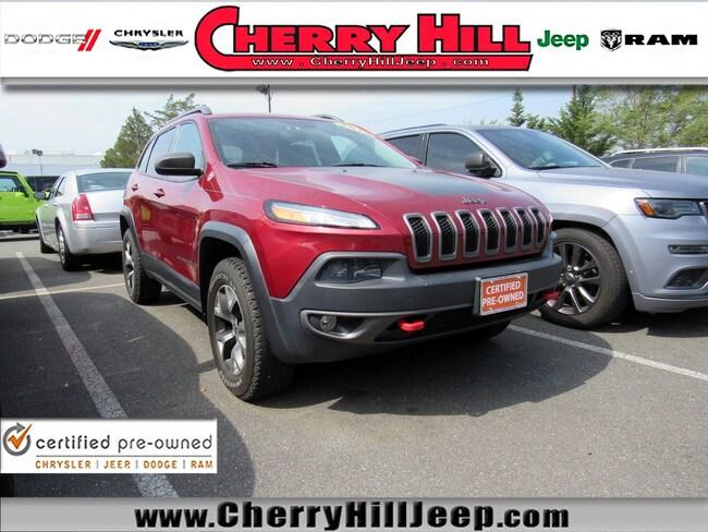 2015 Jeep Cherokee Trailhawk 4WD  Trailhawk