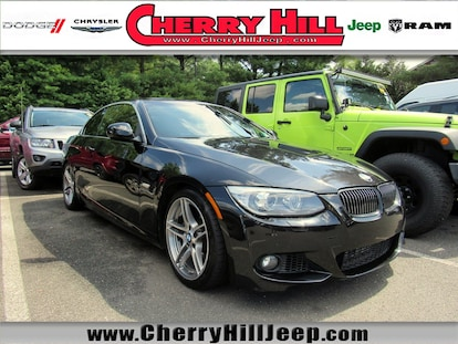 Cherry Hill Dodge >> Used 2011 Bmw 3 Series For Sale At Cherry Hill Dodge