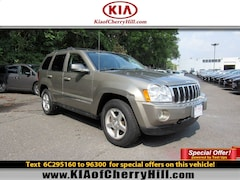 2006 Jeep Grand Cherokee Limited Limited 4WD