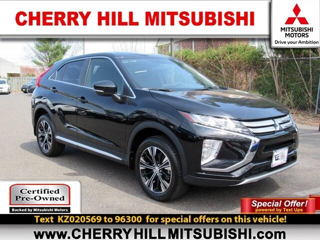 Cherry Hill Triplex >> Used 2019 Mitsubishi Eclipse Cross For Sale At Cherry Hill Triplex