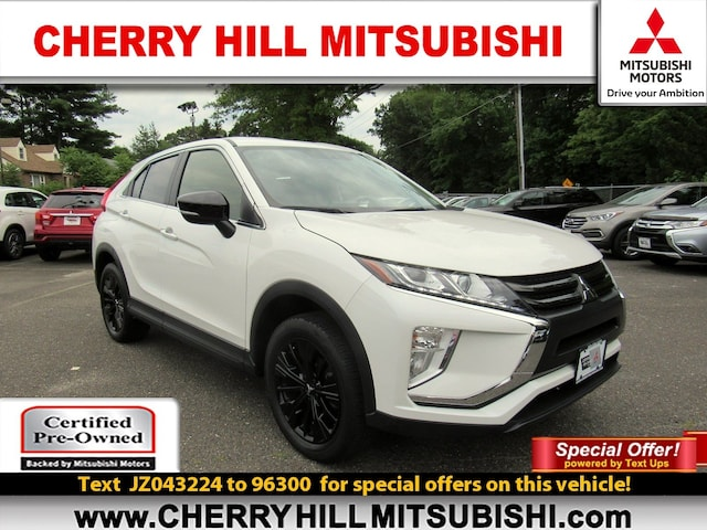 Cherry Hill Triplex >> Used 2018 Mitsubishi Eclipse Cross For Sale At Cherry Hill Triplex