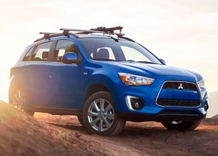 Mitsubishi Outlander Sport Lease Deals Philadelphia PA / NJ