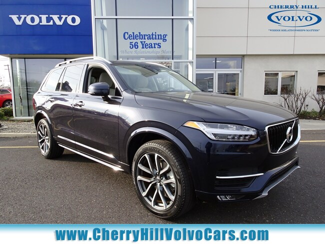 New 2019 Volvo XC90 T5 Momentum SUV Cherry Hill