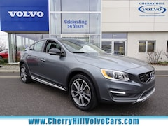 Certified Pre-Owned 2016 Volvo S60 Cross Country T5 Platinum Sedan 14828 in Cherry Hill, NJ