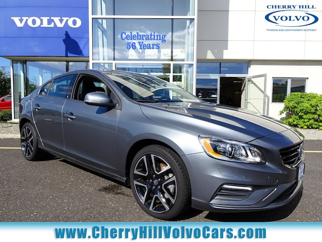 Used 2018 Volvo S60 Dynamic T5 AWD Dynamic 18-6050 at Cherry Hill Volvo